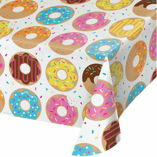 Donut Time Table Cover 54x102