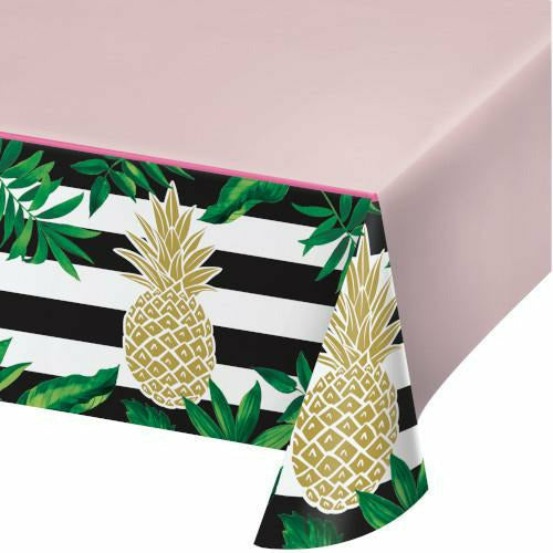 Pineapple Wedding Table Cover