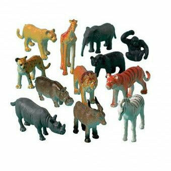 JUNGLE ANIMALS HI COUNT FAVOR