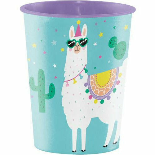 Llama Party Favor Cup