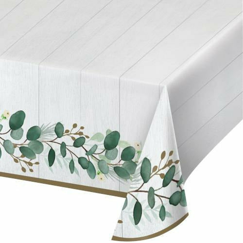Eucalyptus Greens Table Cover