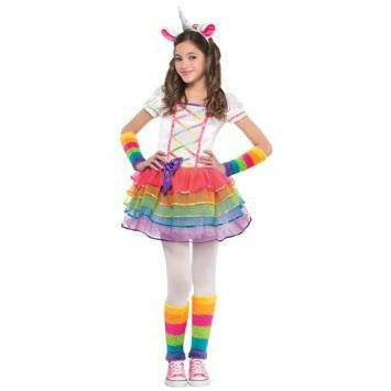 Girls Rainbow Unicorn