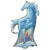 "136 Frozen 2 Nokk The Water Spirit Jumbo 37"" Mylar Balloon"