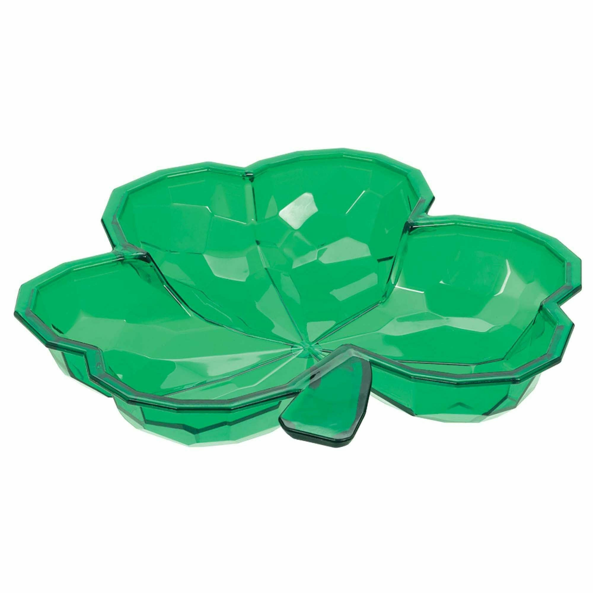 Small Plastic Shamrock Bowl
