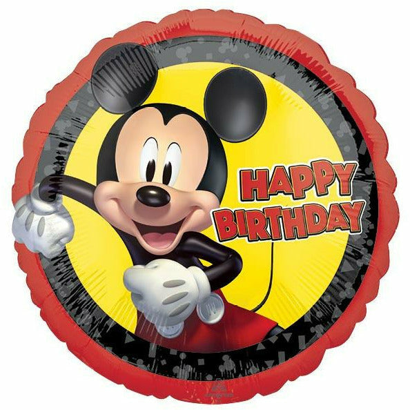 "152 Mickey Mouse Forever Birthday 17"" Mylar Balloon"