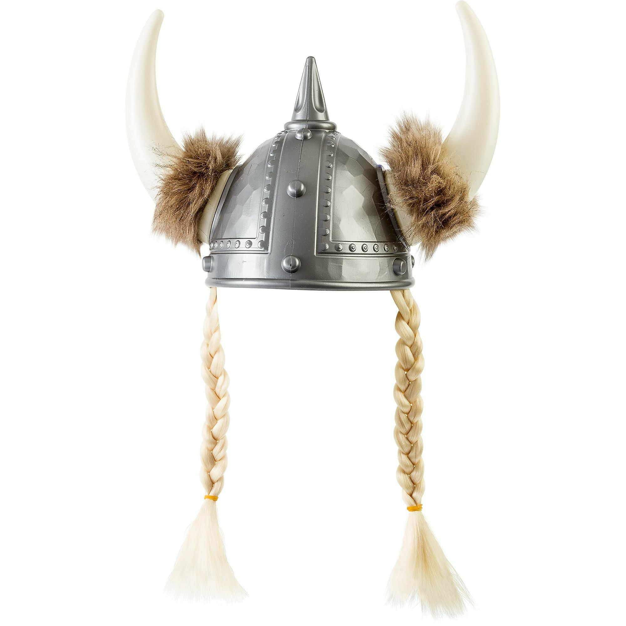 Viking Helmet w/ Braids
