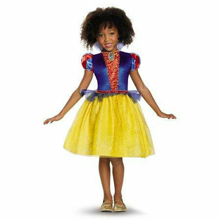 Girls Disney Princess Snow White Costume