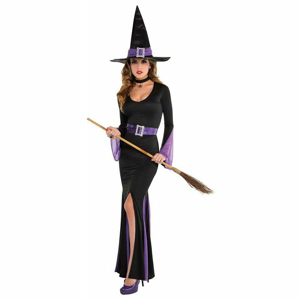 Adult Witchy Witch Costume - S7