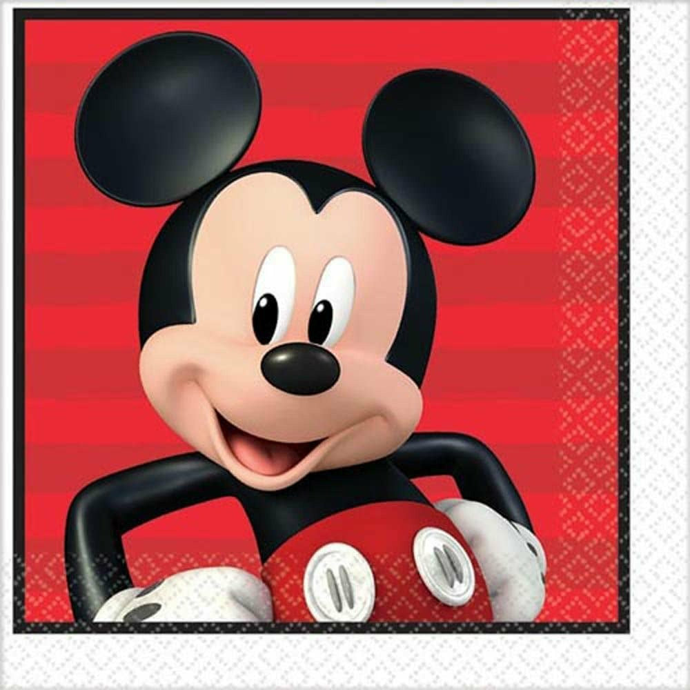 Mickey on the Go Lunch Napkins