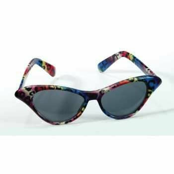 Glasses Rainbow Wayfare Zebra