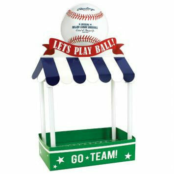 BASEBALL TREAT STAND