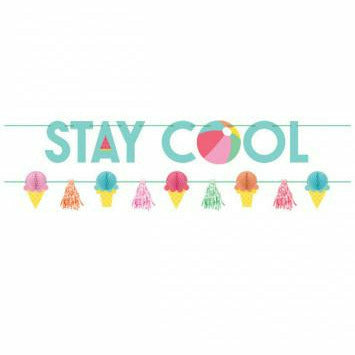 STAY COOL BANNER KIT