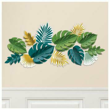 KEY WEST DECORATIVE LEAVES - H5