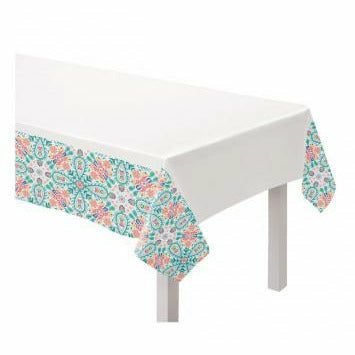 Boho Vibes Table Cover 54x108