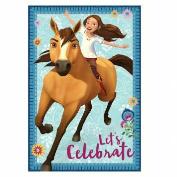 SPIRIT RIDING FREE INVITATIONS
