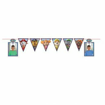 PAW PATROL PHOTO BANNER