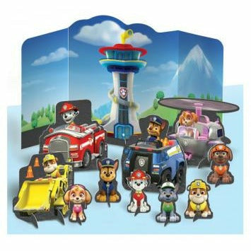 PAW PATROL DECOR KIT