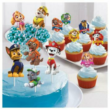 PAW PATROL CAKE DECOR KIT