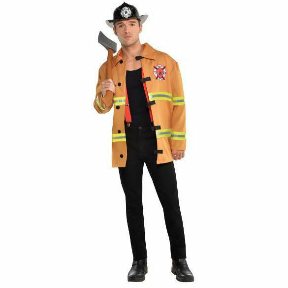Firefighter Jacket Adult