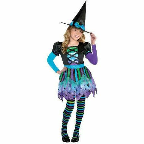 Girls Spell Caster Costume - 7