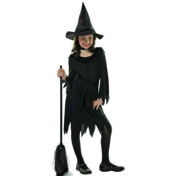 Girls Lil' Witch Costume