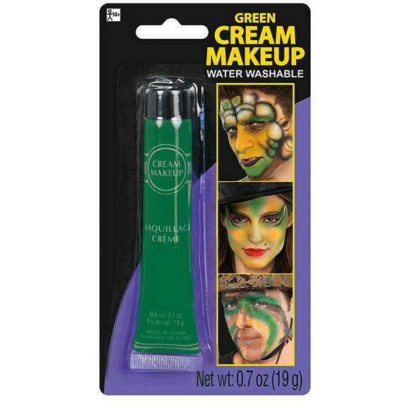 Green Cream Makeup