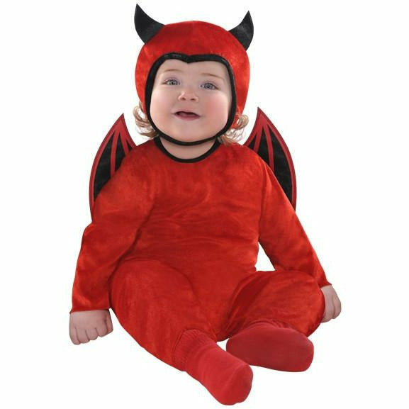 Infant Cute as a Devil Costume - R7,Q5