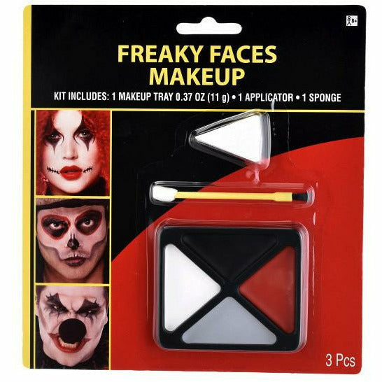 Freaky Faces Makeup Kit