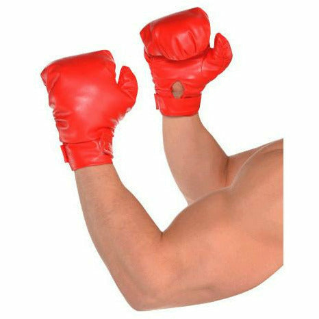 Boxing Gloves Adult Red