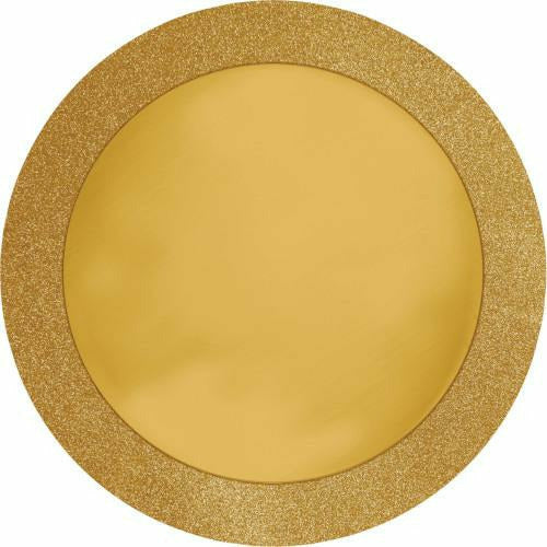Sparkle and Shine Gold Placemat 8ct