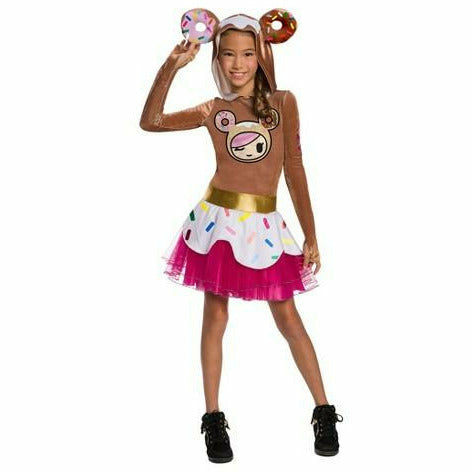 Girls Tokidoki Donutella Costume