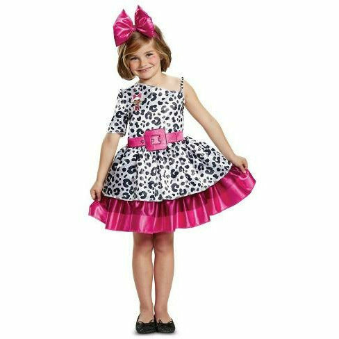 Girls L.O.L Dolls Diva Costume