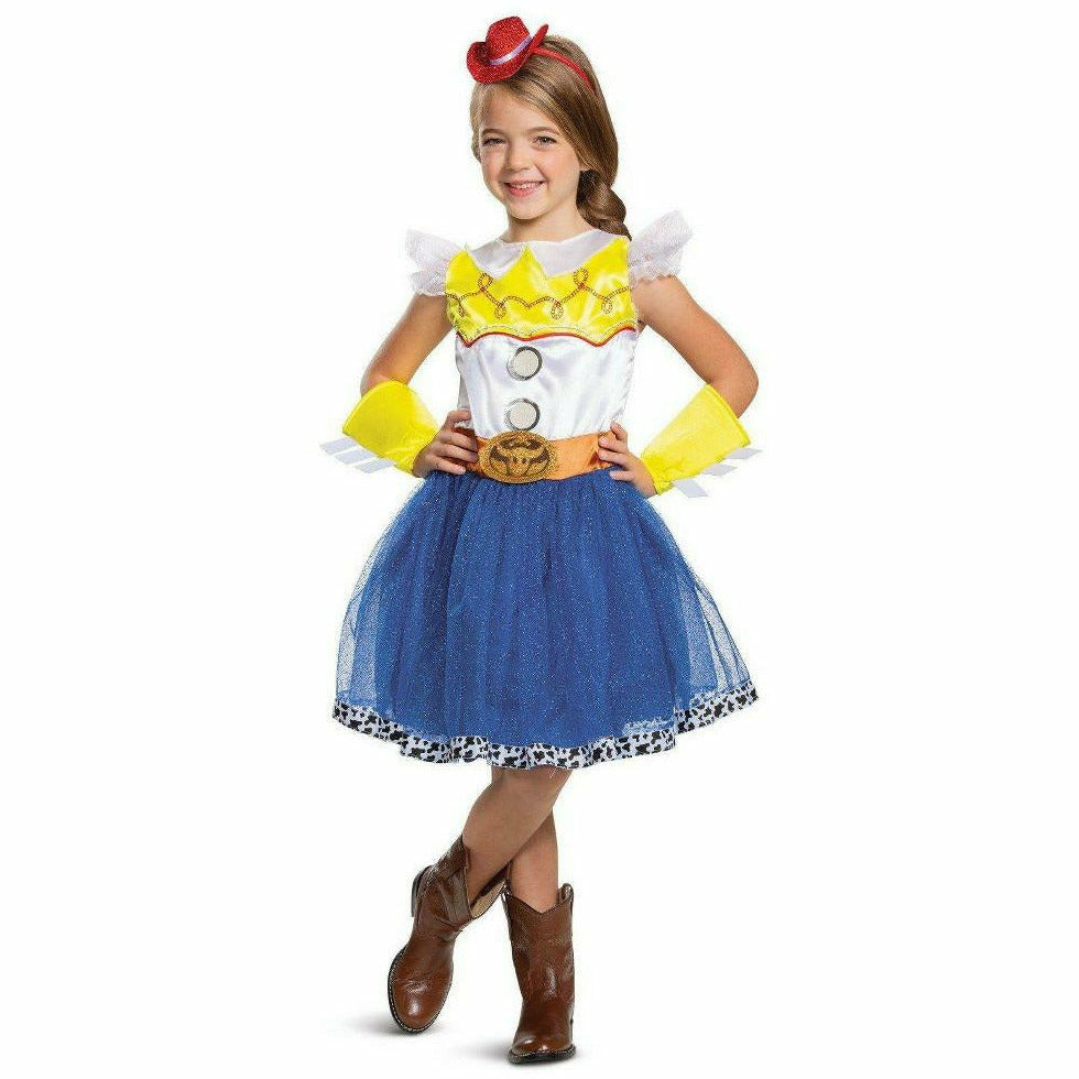 Girls Jessie Tutu Deluxe Costume - Toy Story 4