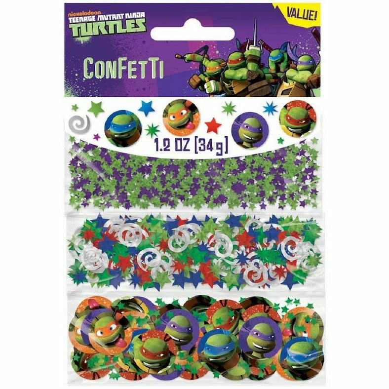 Teenage Mutant Ninja Turtles Confetti