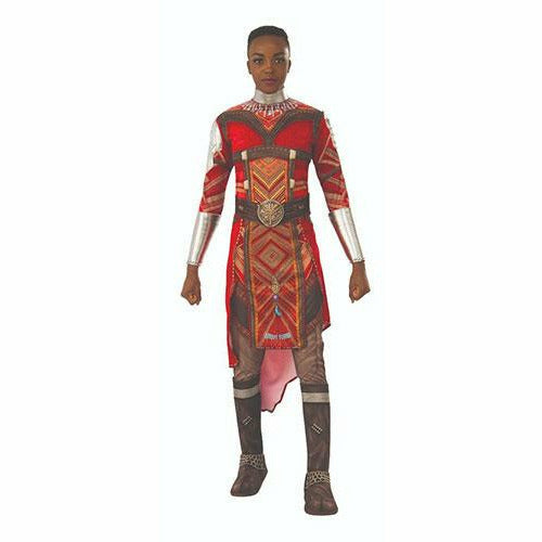Womens Dora Milaje Deluxe Costume - Black Panther