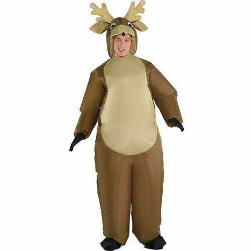 Adult Inflatable Reindeer Costume