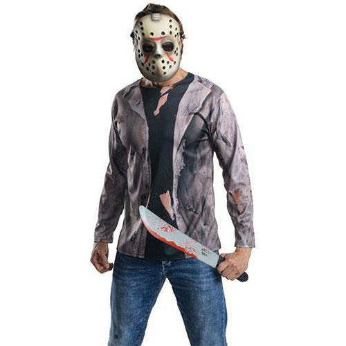 Mens Jason Costume Kit