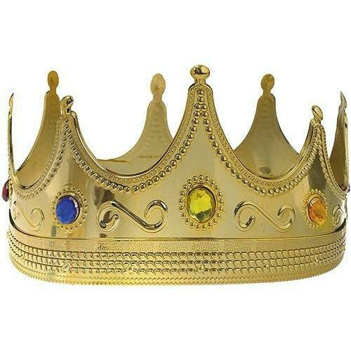 Jeweled King Crown