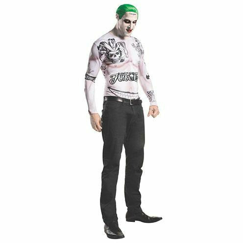 Mens Joker Costume Kit