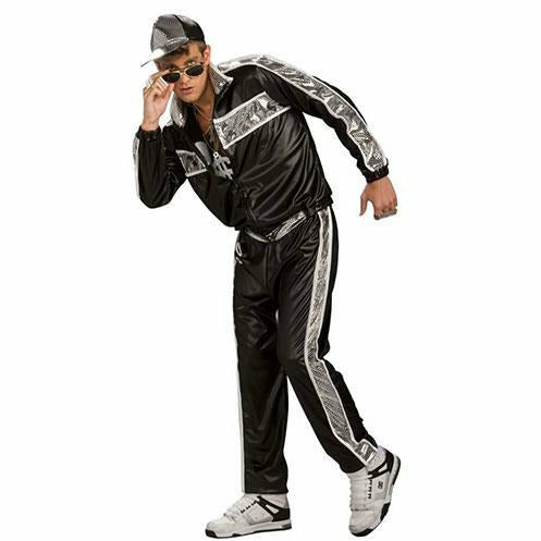Mens Rap Idol Costume