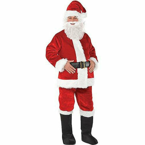 Adult Royal Santa Suit