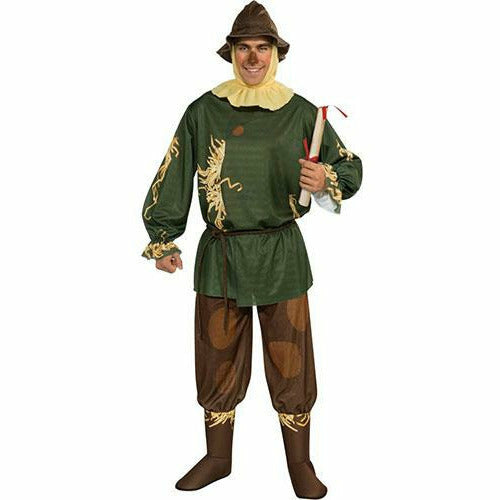 Mens Scarecrow Costume - Wizard of Oz
