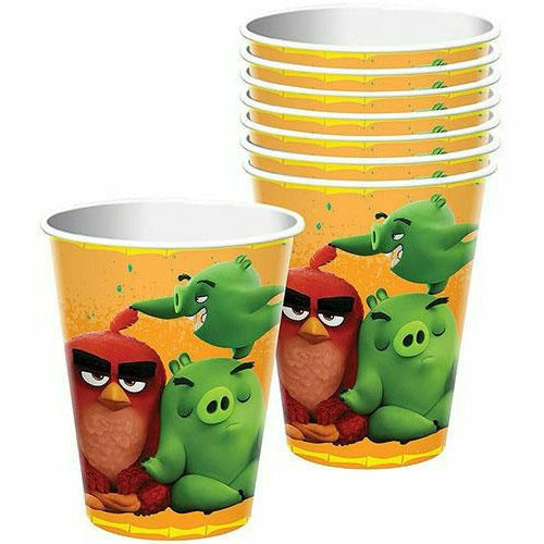 Angry Birds 2 Cups 8ct