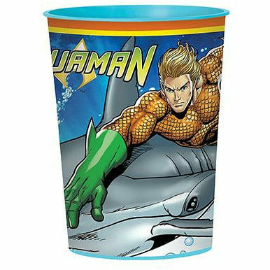 Aquaman Favor Cup