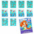 Ariel Sticker Book 9 Sheets - The Little Mermaid