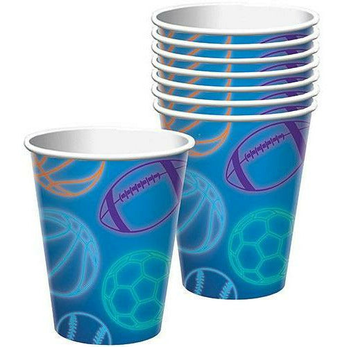 Birthday Baller Cups 8ct