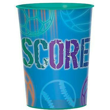 Birthday Baller Favor Cup