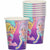 Barbie Mermaid Cups 8ct