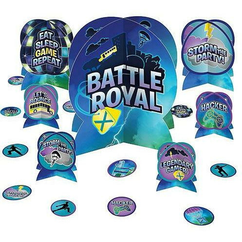 Battle Royal Table Decorating Kit 27pc