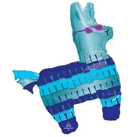 "240A Battle Royal Llama Jumbo 33"" Mylar Balloon"